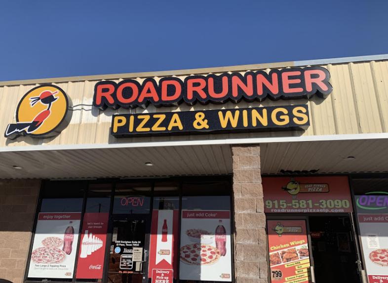 ROAD RUNNER PIZZA EL PASO